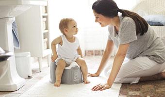 10 conseils pour apprendre à bébé à devenir propre