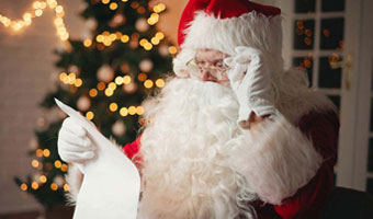 Pour ou contre le Père-Noël ?