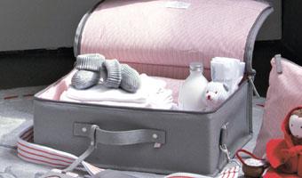 La valise de maternité : les essentiels