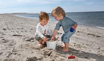 Bébés nageurs : à la découverte de l'eau